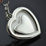 heart keychain photography in northern virginia