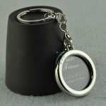 round keychain products photography in northern virginia