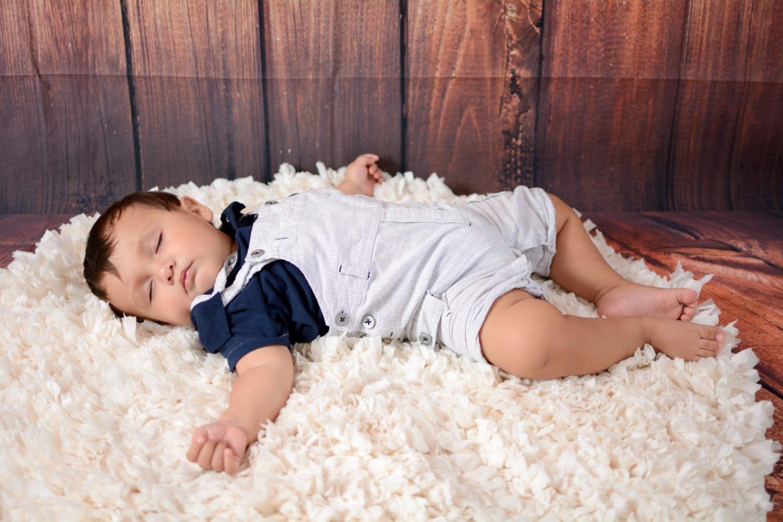 Stunning Baby Photograhy Sleeping On