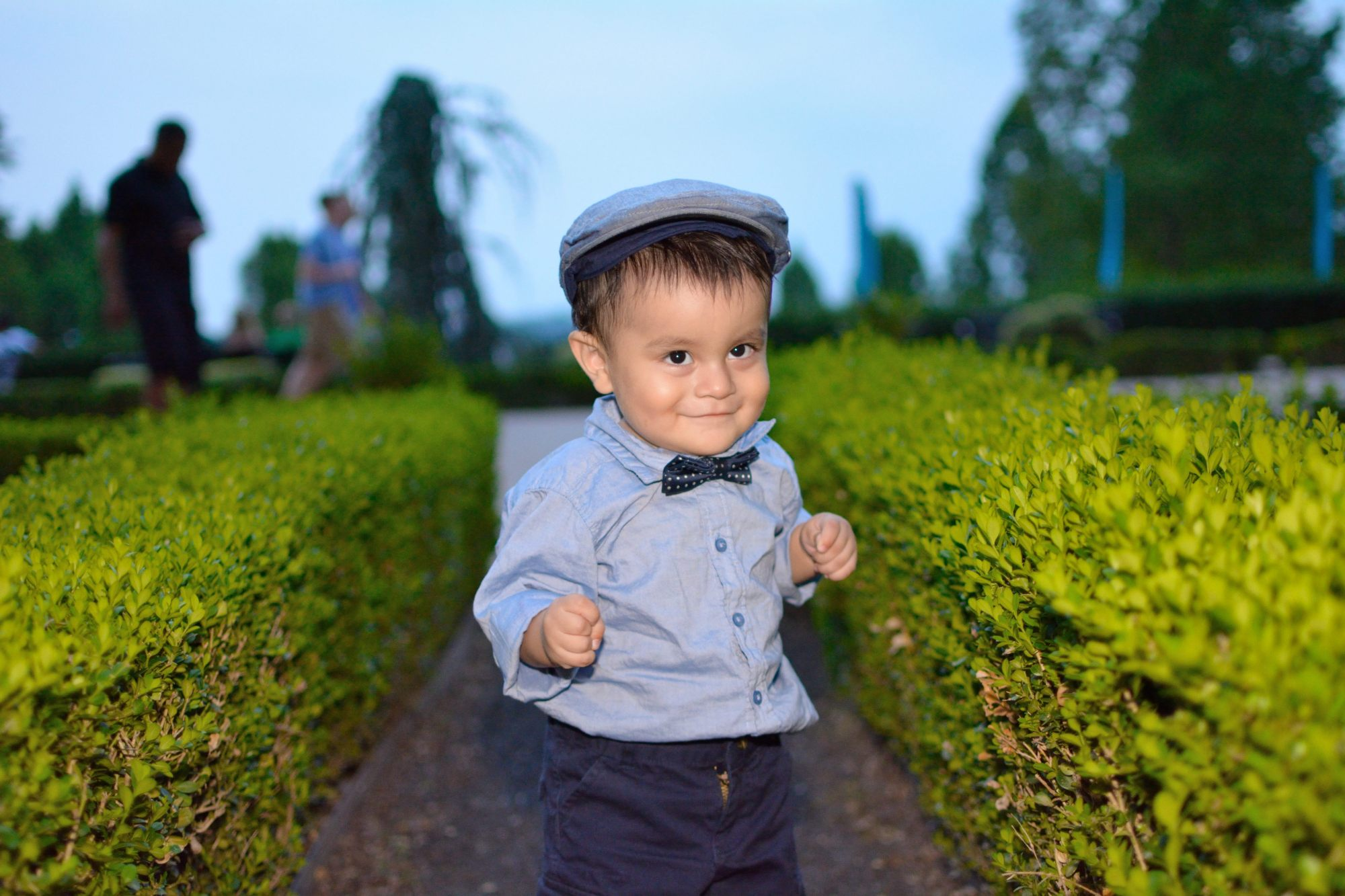 tomas hric photography offers stunning family photography, little cute boy portrait in ally of hedges